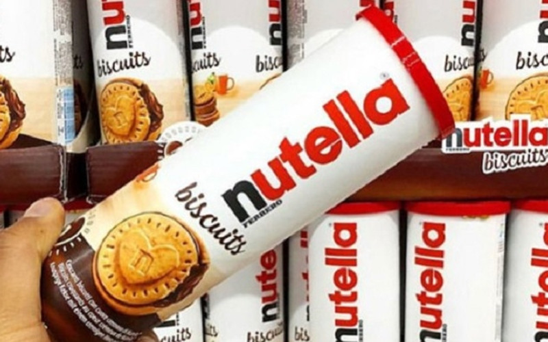 nutella biscuits