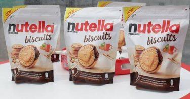 nutella biscuits